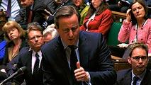 Cameron defiende ante el Parlamento británico el acuerdo con la UE para evitar el 'brexit'