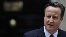 Ir al VideoCameron promete el referéndum sobre la Unión Europea al asumir el nuevo mandato