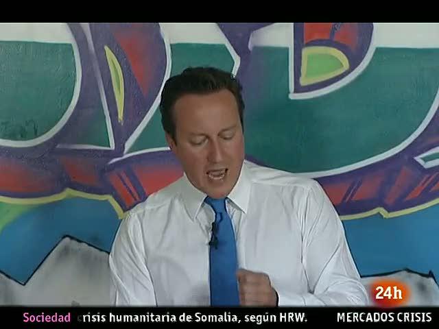 Ir al VideoCameron revisará sus políticas para enmendar a la sociedad británica