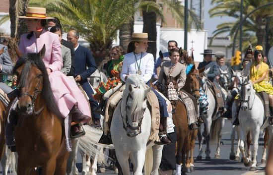Todos los caminos de Andalucía conducen a El Rocío