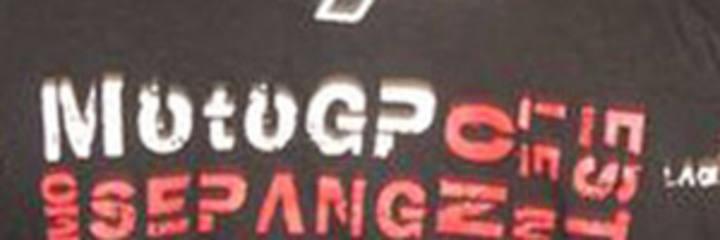 camiseta motogp portada