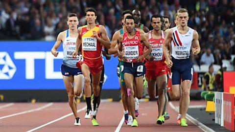 Atletismo - Campeonato del Mundo al Aire Libre. 10ª jornada sesión vespertina (2)