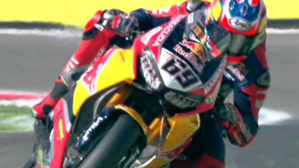 Motociclismo - Campeonato del Mundo Superbike. Superpole prueba Holanda