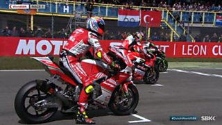 Motociclismo - Campeonato del Mundo Superbike. WSBK 1ª carrera prueba Holanda