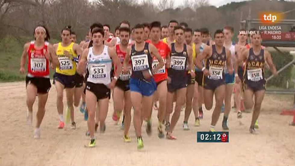Cross - Campeonato de España por Clubes. Carrera Corta Masculina