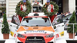 Automovilismo - Campeonato de España Rallyes de Asfalto 'Rally de Cantabria'