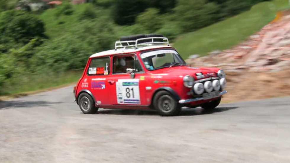Automovilismo - Campeonato de España de Vehículos Históricos 'Rally de Asturias'