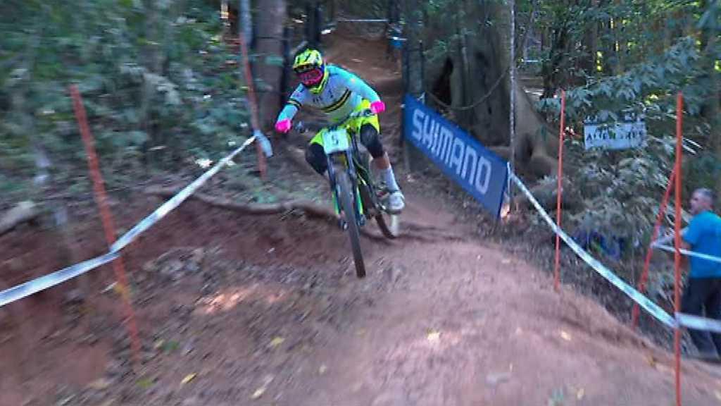 Mountain Bike - Campeonato del Mundo. Prueba Descenso Élite Masculina desde Cairns (Australia)