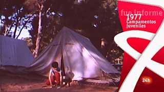 Fue Informe - Campamentos juveniles