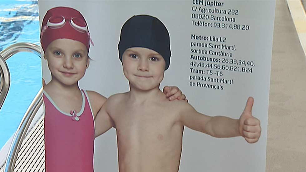 Una campaña alerta de que un niño que no sepa nadar se puede ahogar en 27 segundos