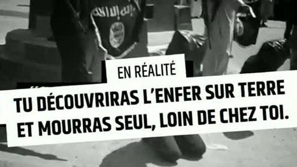 Francia lanza una campaña para combatir la propaganda yihadista