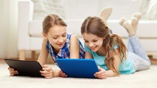 Una campaña para que los niños naveguen de manera segura por internet