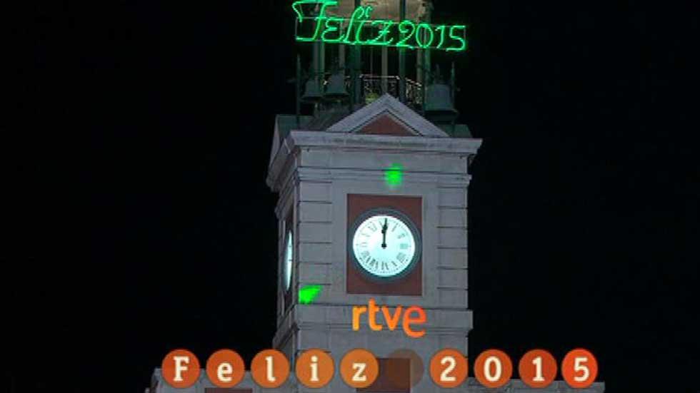 Campanadas 2015 en tve - Fin de ano en toledo ...