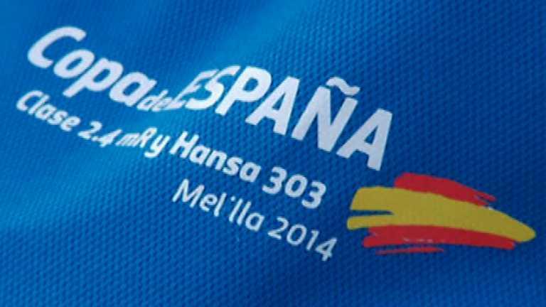 Vela - Campeonato 2.4 MR Melilla