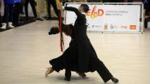 Campeonato de Baile Deportivo Standard 2017. Marina d'Or (Oropesa del Mar). 18 y 19 de febrero