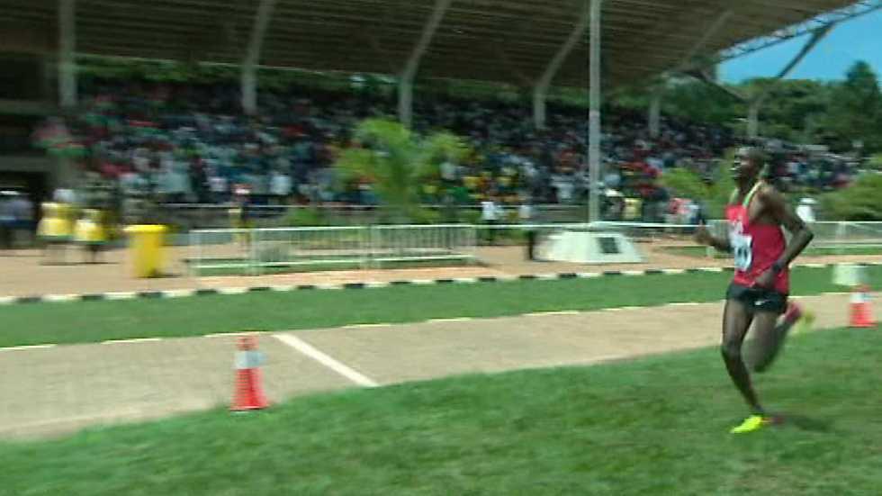 Cross - Campeonato del Mundo Carrera Relevos Mixtos desde Kampala (Uganda)