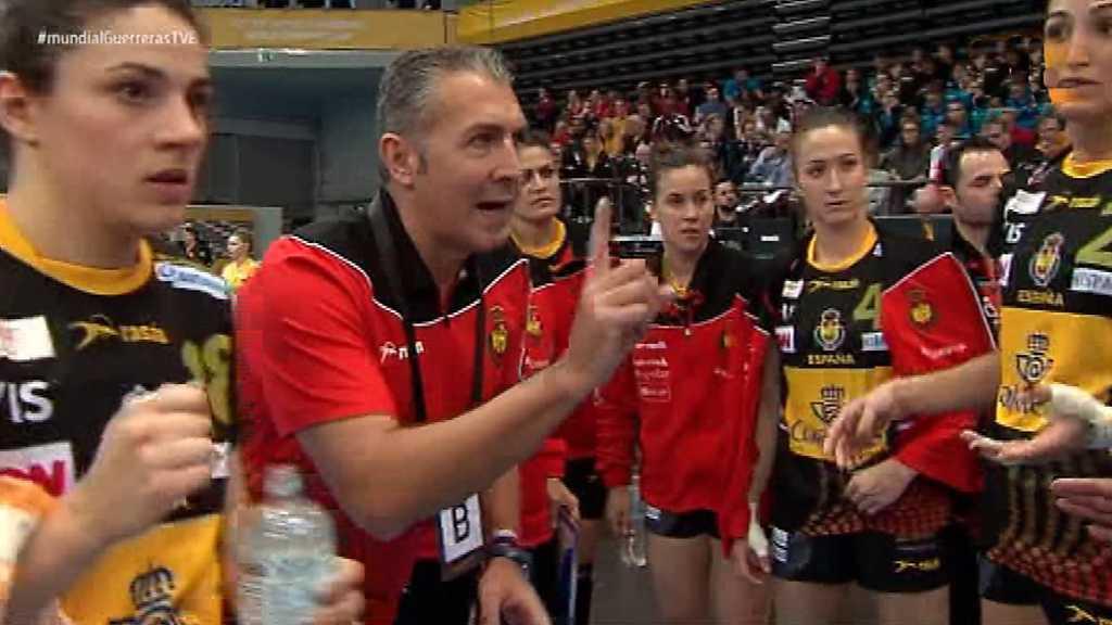 Balonmano - Campeonato del Mundo Femenino: España - Francia