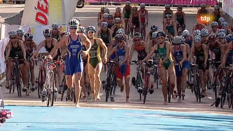 Triatlón - Campeonato del Mundo ITU 2012 - 18/04/12