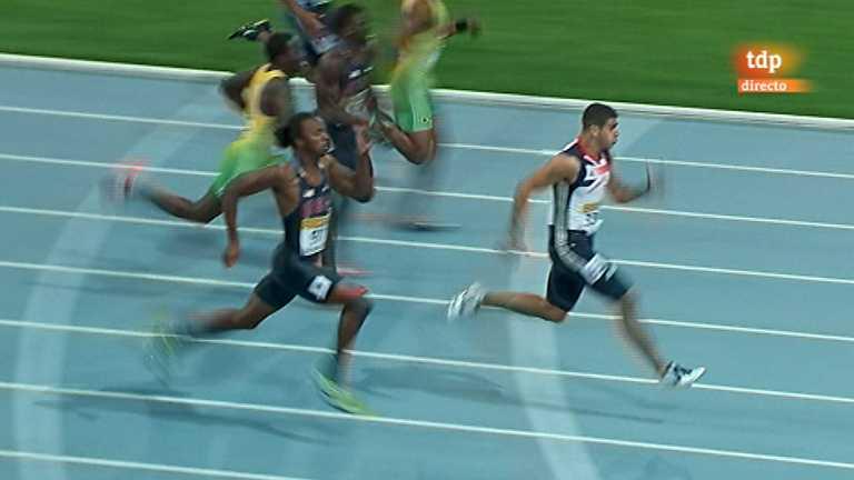 Atletismo - Campeonato del Mundo Júnior, 2 - 11/07/12