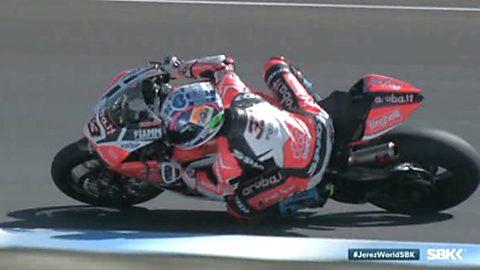 Campeonato del Mundo Superbike - Prueba Jerez, WSBK 2ª carrera