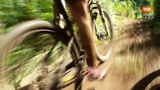 Triatlón - Campeonato del mundo X-Terra Mauii