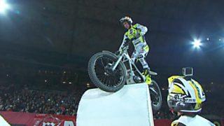 Motociclismo - Trial Indoor. Campeonato del Mundo de Trial Indoor Barcelona