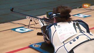 Tiro olímpico - Campeonato España de armas olímpicas