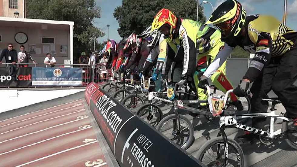 Ciclismo - Campeonato de España BMX 2016