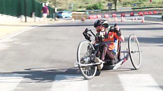 Ciclismo  - Campeonato de España de Ciclismo Adaptado desde Estepona