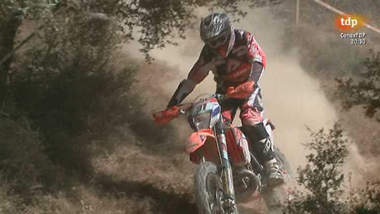 Motociclismo - Campeonato de España de Enduro: Prueba Larrión