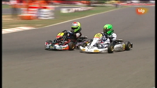 Campeonato de España de Karting. 2ª prueba: Cartaya (Huelva)