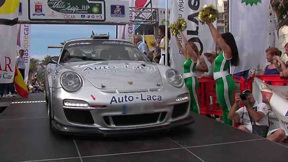 Automovilismo - Campeonato de España de Rallyes de Asfalto 'Rally Adeje'