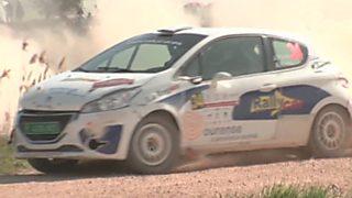Automovilismo - Campeonato de España de Rallyes - Tierra Rally Navarra