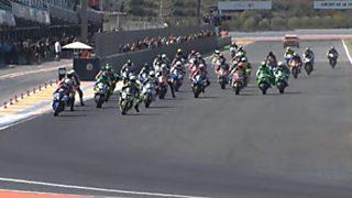 Motociclismo - Campeonato de España de Velocidad. Prueba Valencia