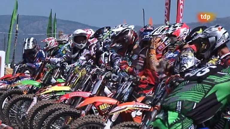 Motocross - Campeonato de España
