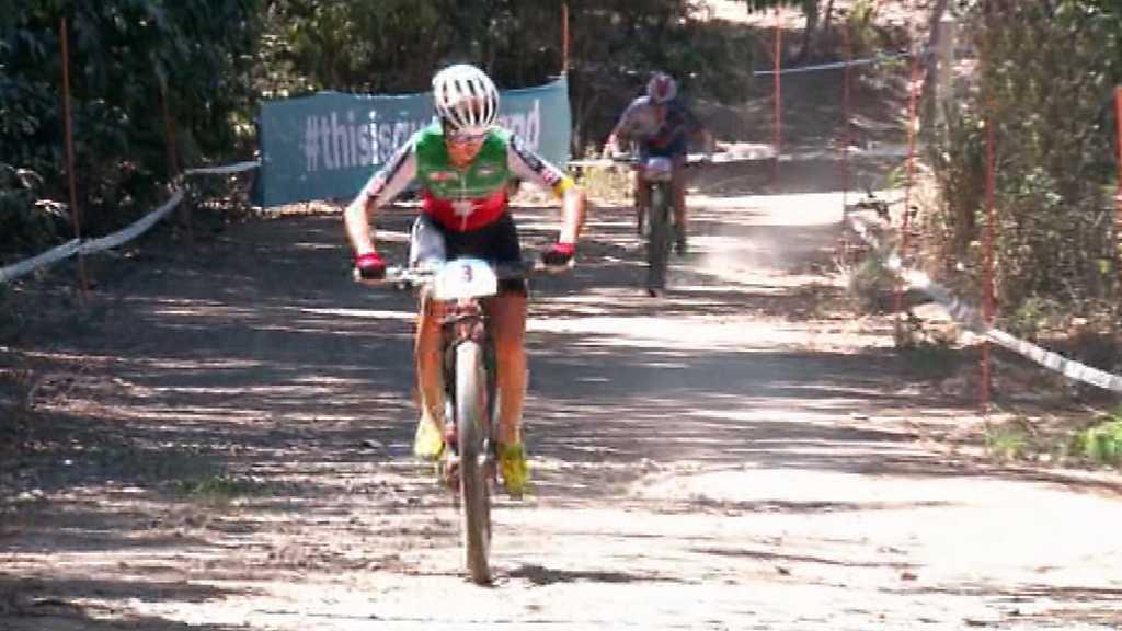Mountain Bike - Campeonato del Mundo. Prueba Cross Country Élite Femenina desde Cairns (Australia)