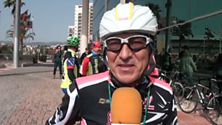 Ciclismo - Campus Eduardo Chozas 'Actívate'. Calpe 2016