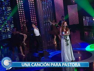 Mas Gente- Pastora Soler mejor voz femenina del año