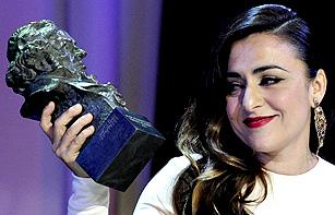 Candela Peña, Goya a la mejor actriz de reparto
