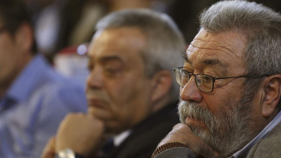 El secretario general de UGT, Cándido Méndez, podría dejar su cargo antes de lo previsto