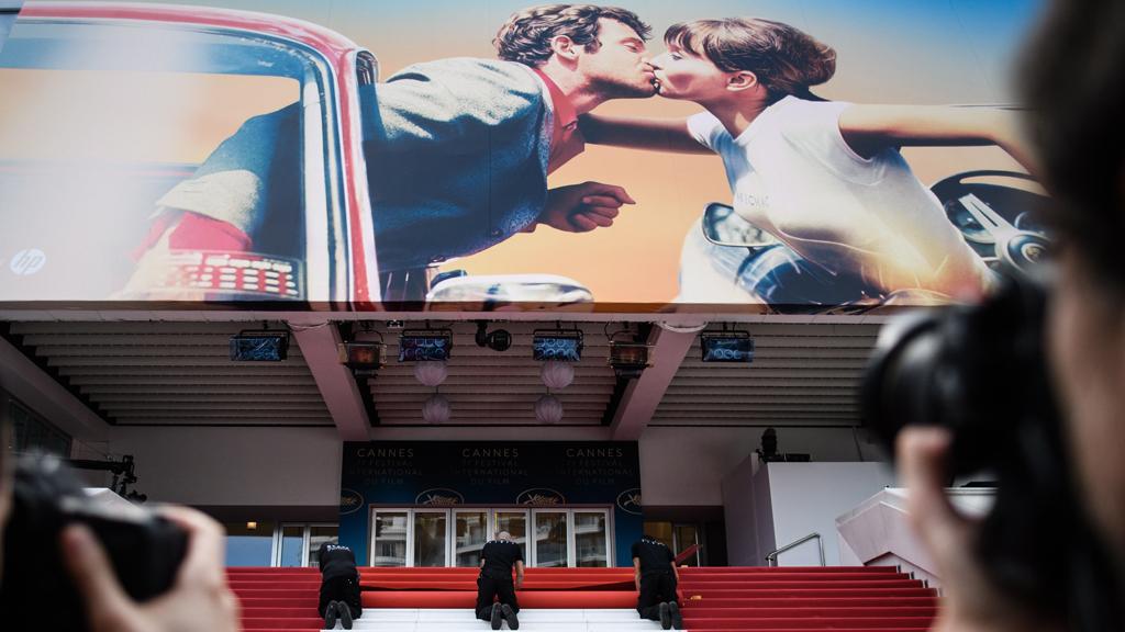 Ir al VideoCannes comienza sin selfies y el estreno de 'Todos lo saben', con Javier Bardem y Penélope Cruz