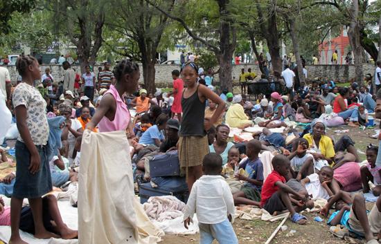 Caos en la frontera de Haití con la República Dominicana