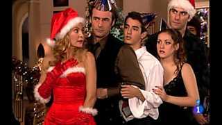 Ana y los siete - Capítulo 20 - ¿Reyes Magos o Papá Noel?