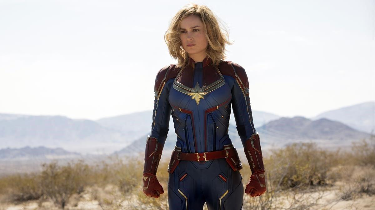 Ir al Video'Capitana Marvel'