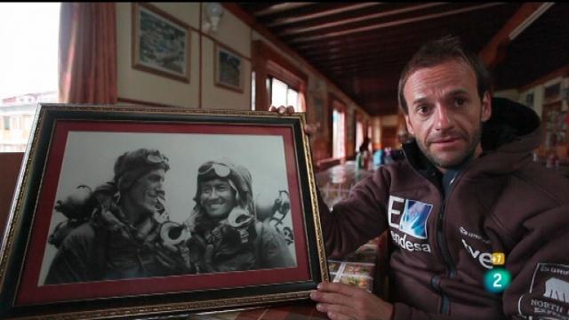 Desafío 14+1: Everest sin O2 (Edurne Pasabán) - Capítulo 4