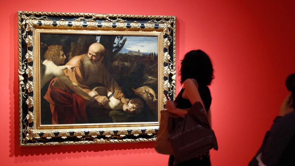 'Caravaggio y los pintores del norte', en el Museo Thyssen de Madrid hasta el 18 de septiembre