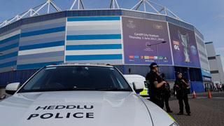 Cardiff se blinda para la final de la Champions