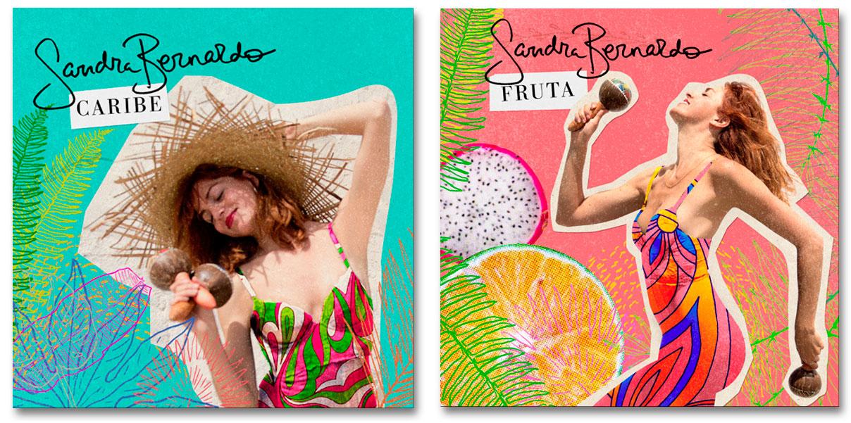 Caribe y fruta - Sandra Bernardo