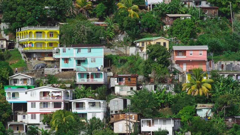 Otros pueblos - Caribes de Dominica