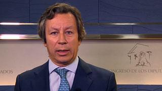 """Carlos Floriano admite que el PP tendrá que """"ganar la estabilidad día a día"""" en la próxima legislatura"""